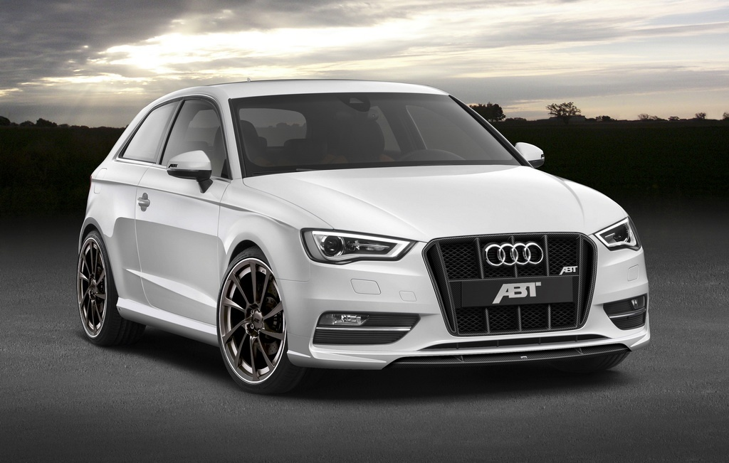 2013 audi a3 tuning abt as3 autoevolution. Black Bedroom Furniture Sets. Home Design Ideas
