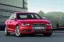 2013 Audi A4 Facelift Revealed [Photo Gallery]