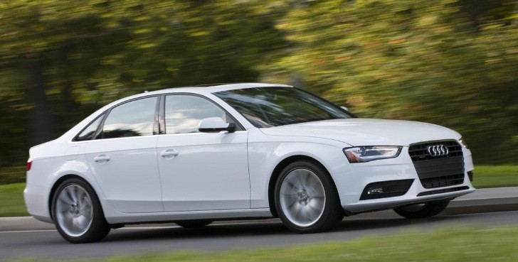 2013 Audi A4, S4 Get 5-Star Safety Rating from NHTSA