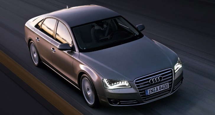 2013 Audi A8 3.0T Pricing Starts at $73,095