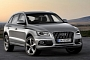 2013 Audi Q5 Facelift First Photos