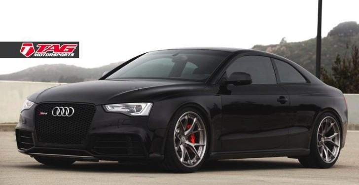 2013 Audi RS5 Gets Tuning Flavor from TAG Motorsports [Photo Gallery]