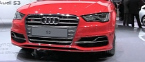 2013 Audi S3 Unveiled at Paris Motor Show [Video]