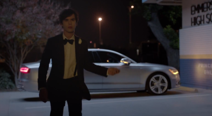 Audi S Super Bowl Commercial Prom With Alternative Endings - Audi commercial
