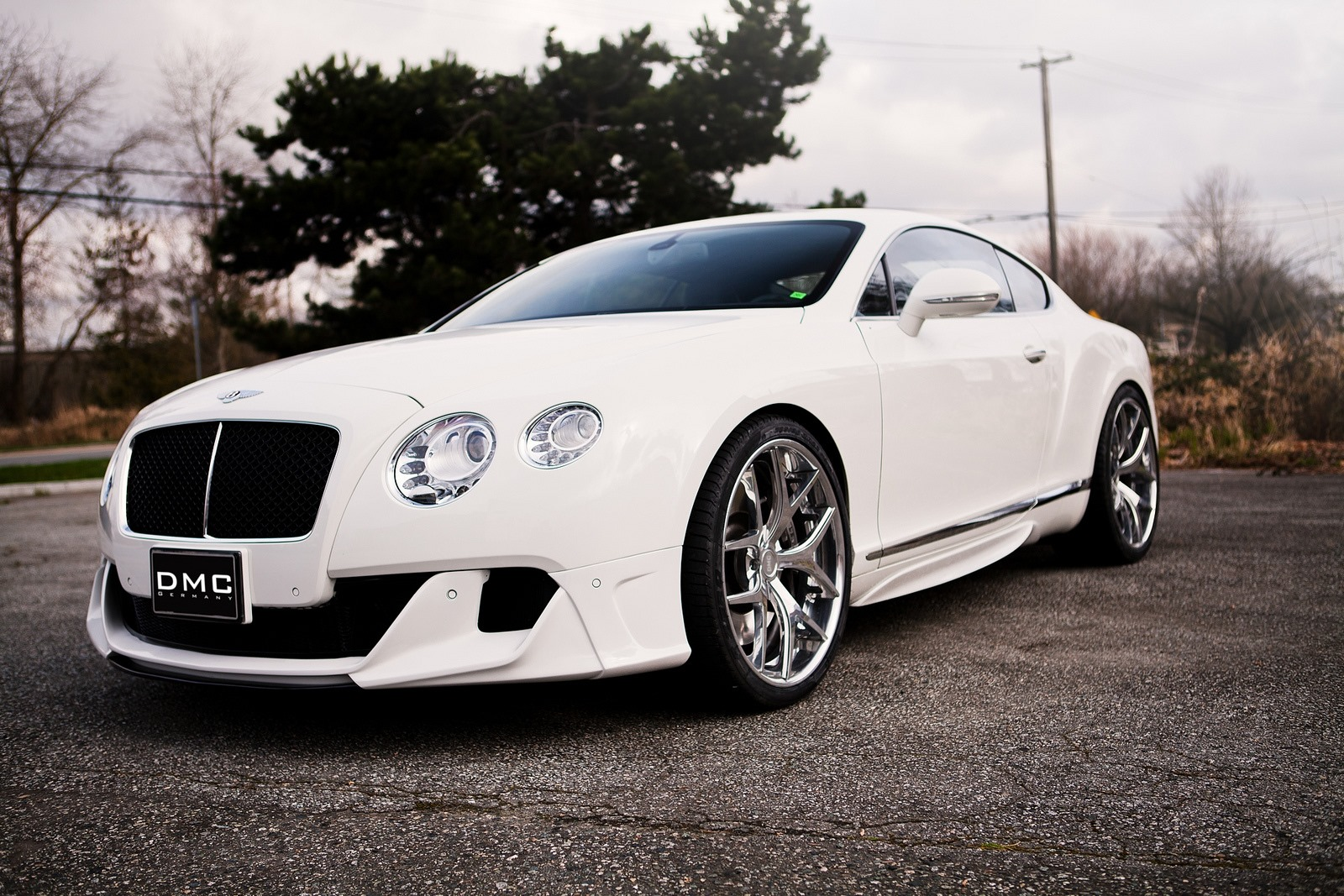 2013 bentley continental gt gets awesome dmc body kit autoevolution dmc duro bentley continental gt body kit vanachro Images