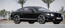 2013 Bentley Continental GT V8 Original Pictures