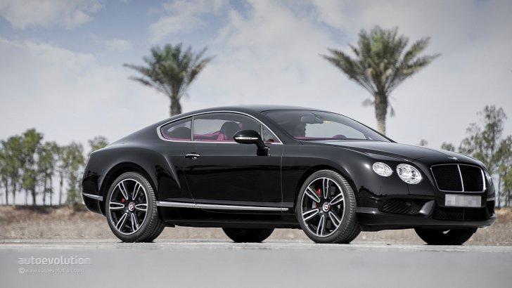 2013 Bentley Continental Gt V8 Original Pictures Autoevolution