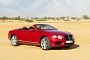 2013 Bentley Continental GTC V8 Original Pictures