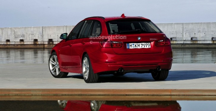 2013 BMW 3-Series F31 Touring Confirmed for US