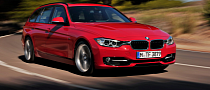 2013 BMW 3 Series Touring Launched in Australia
