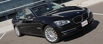 2013 BMW 740Li xDrive Review by Autoguide [Video]