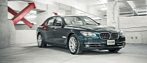 2013 BMW 760Li Test Drive by Car And Driver [Photo Gallery]