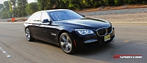 2013 BMW 760Li Test Drive by GT Spirit