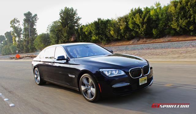 2013 BMW 7 Series Test Drive By GT Spirit