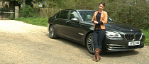 2013 BMW ActiveHybrid 7 Review by Carbuyer [Video]
