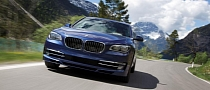 2013 BMW ALPINA B7 Facelift [Photo Gallery]