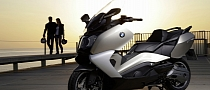 2013 BMW C650GT, the Premium Maxi-Scooter