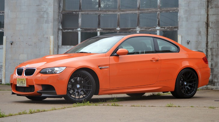 2013 BMW E93 M3 Lime Rock Edition Review [Photo Gallery]