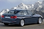 2013 BMW F34 3-Series Gran Turismo Coming March 2013