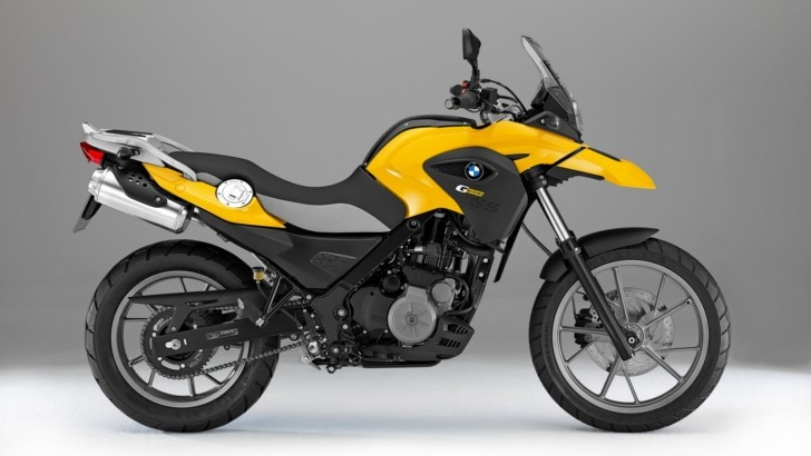 2013 BMW G650GS, the Middleweight Touring Thumper