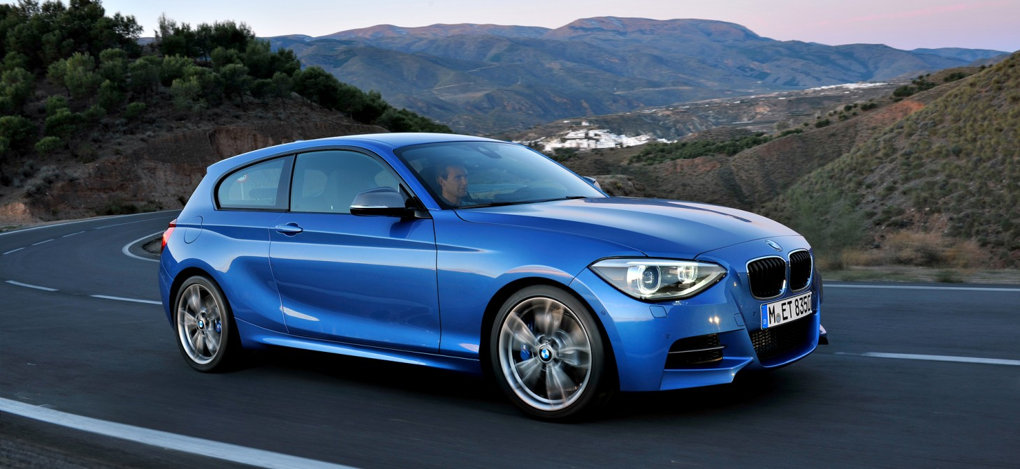 2013 BMW M135i Coupe Review by TheAutoChannel - autoevolution