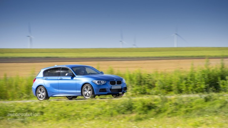 2013 BMW M135i xDrive Tested