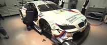 2013 BMW M3 DTM Test Drive by Chris Harris [Video]