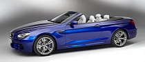 2013 BMW M6 Convertible to Debut in New York