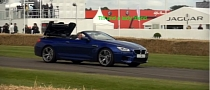 2013 BMW M6 Coupe and Cabrio at Goodwood with Tiff Needell [Video]