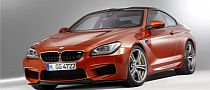 2013 BMW M6 Coupe and Convertible Revealed [Photo Gallery]