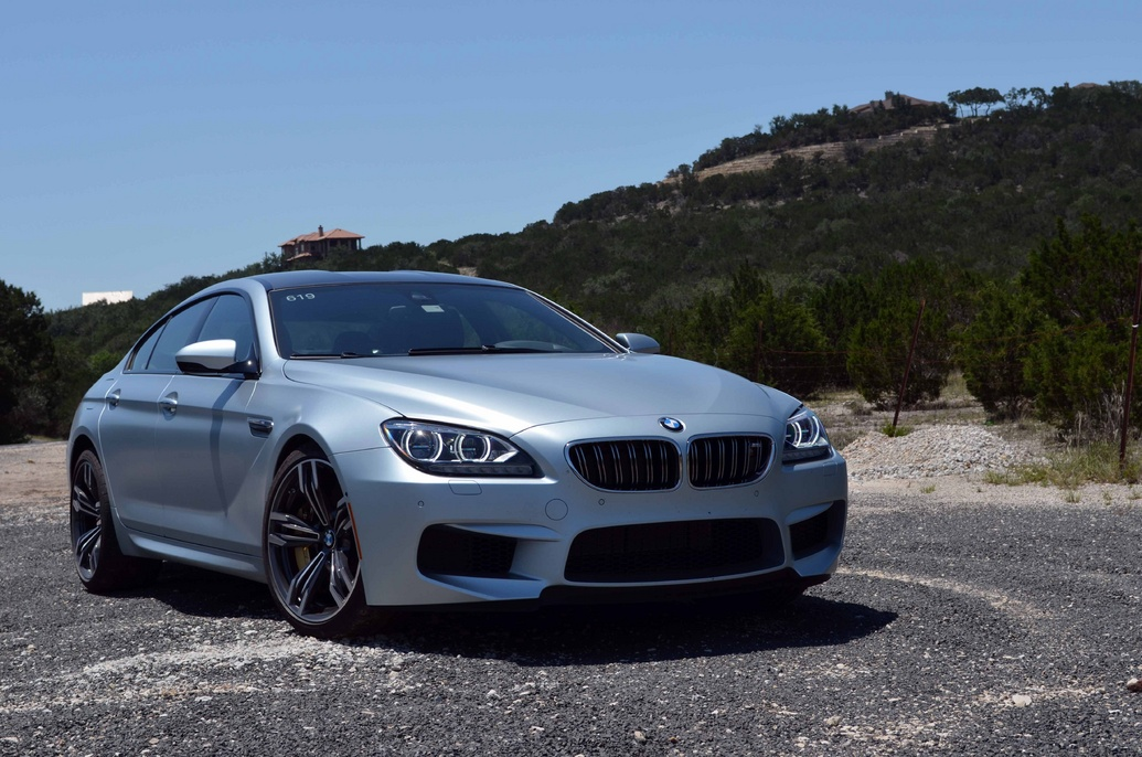 BMW F06 M6 Gran Coupe