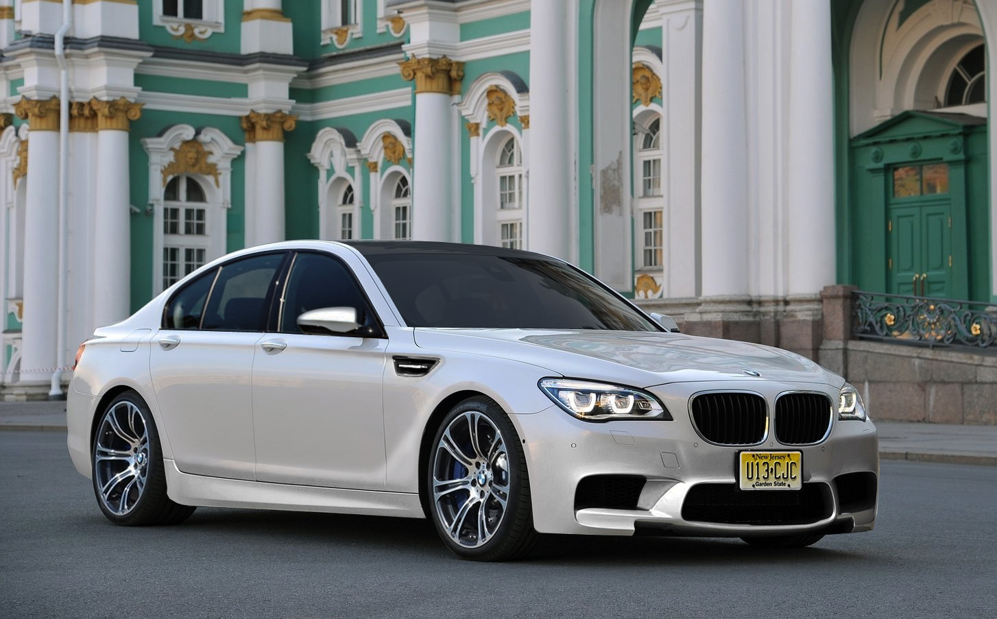 635 HP BMW M7 Envisioned - autoevolution