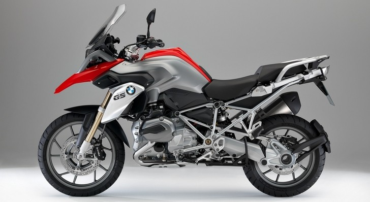 2013 BMW R 1200 GS Looks Awesome [Photo Gallery]