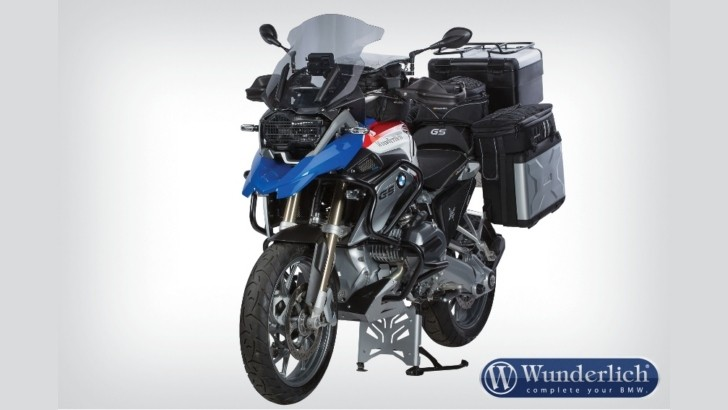 2013 BMW R1200GS Receives Wunderlich Ergo Marathon Windscreens [Photo Gallery]