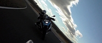 2013 BMW R1200GS vs BMW H4 (Sort of) [Video]