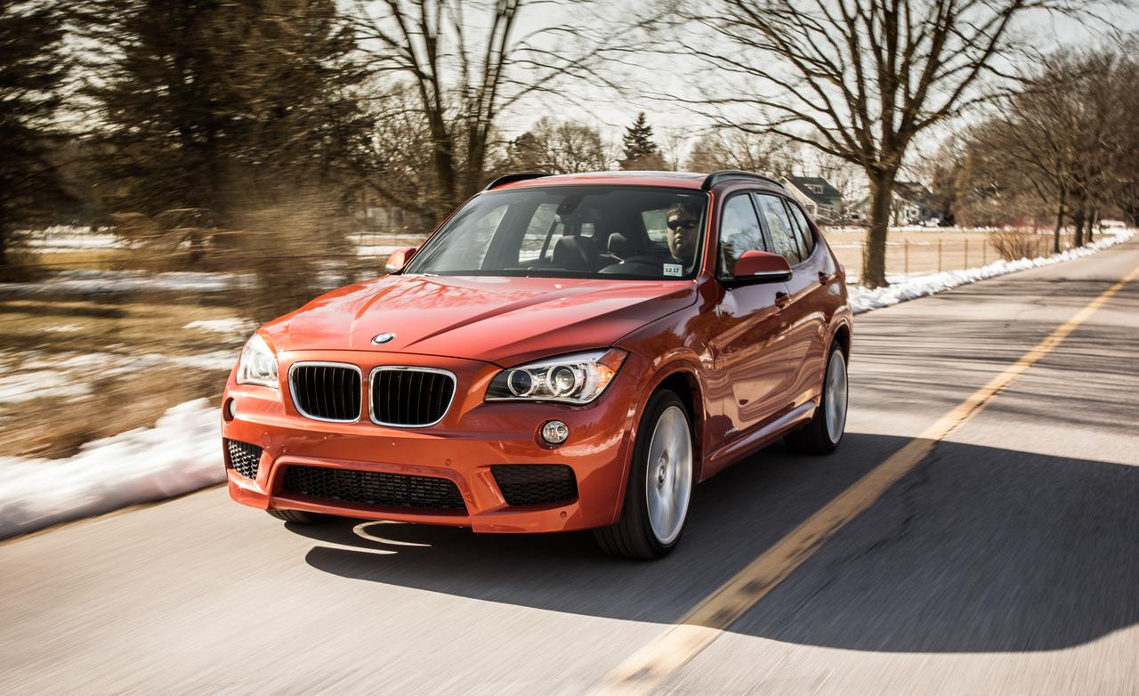 2013 Bmw X1 Xdrive28i Long Term Review By Car And Driver Autoevolution