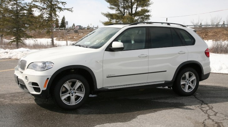 2013 BMW X5 xDrive35d Test Drive by Autos.ca