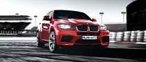 2013 BMW X6M Facelift Videos Released