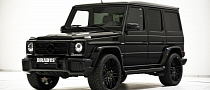 2013 Brabus G63 AMG Unveiled [Photo Gallery]