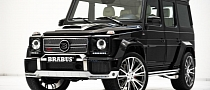 2013 Brabus Widestar 800 Based on Mercedes G65 AMG [Photo Gallery]