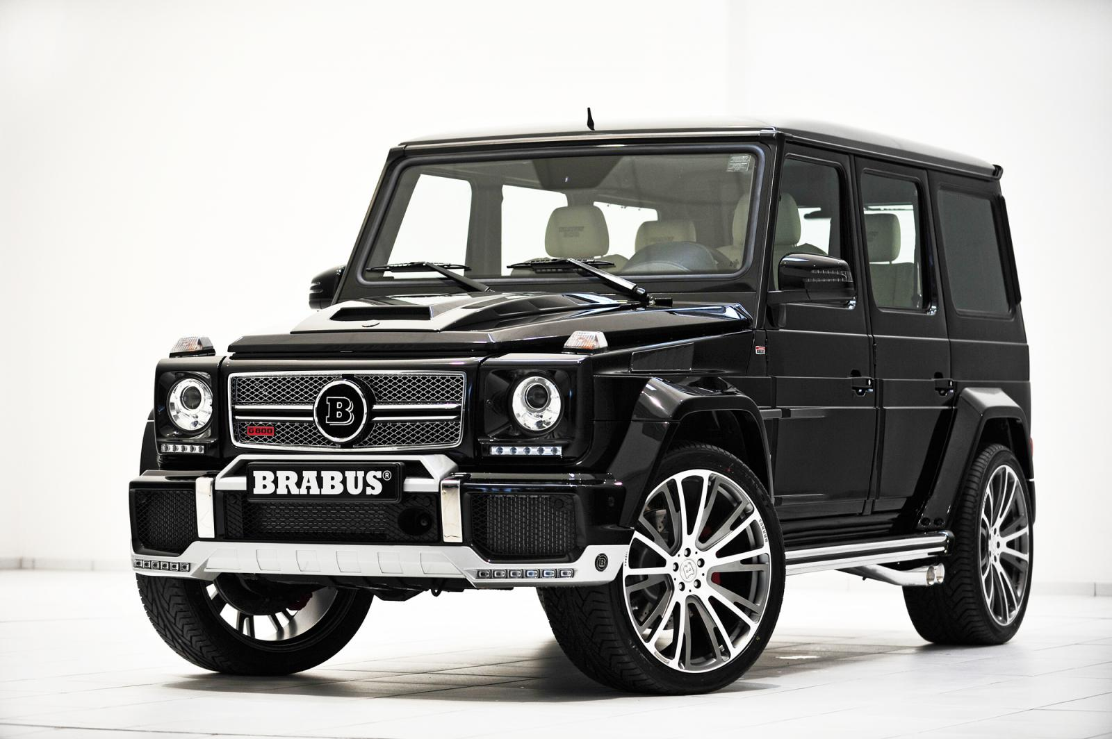 2013 brabus widestar 800 based on mercedes g65 amg for Mercedes benz g wagon v12