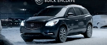 2013 Buick Enclave Commercial: Landing [Video]