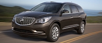 2013 Buick Enclave Unveiled ahead of New York