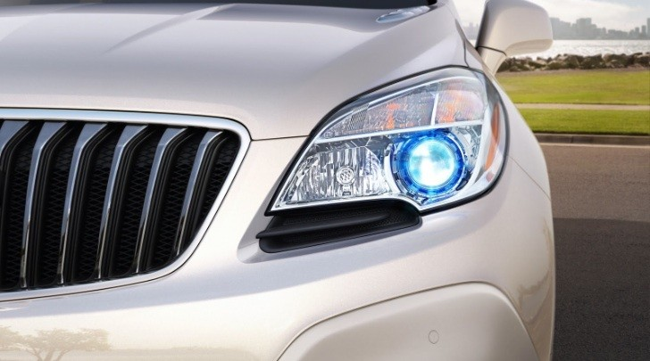 2013 Buick Encore Crossover Teased