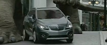 2013 Buick Encore First Commercial: Dinosaur [Video]