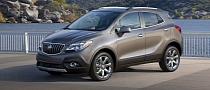2013 Buick Encore Priced in the US