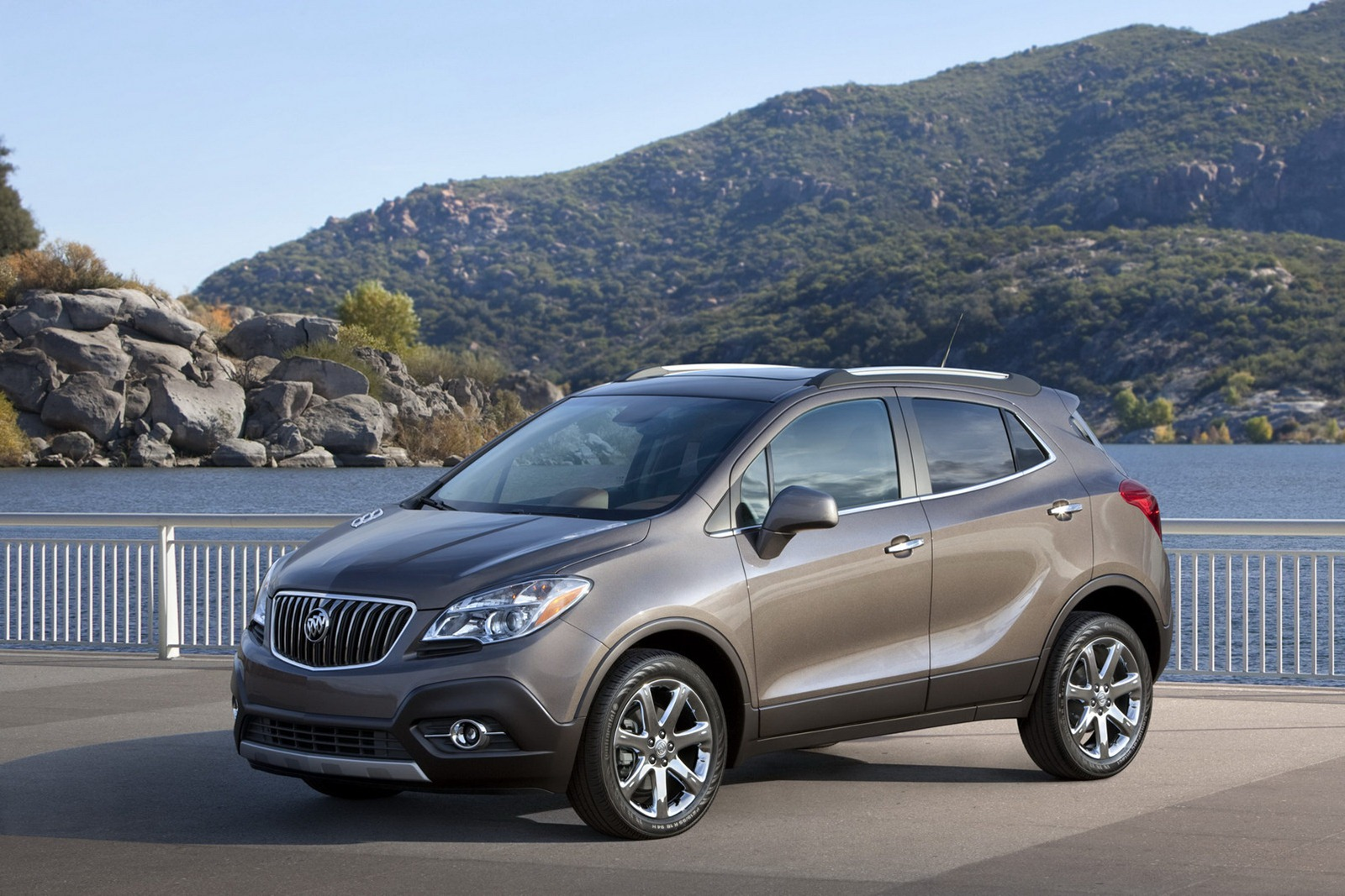 2013 buick encore priced in the us autoevolution. Black Bedroom Furniture Sets. Home Design Ideas