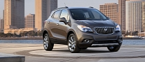 2013 Buick Encore Takes Center Stage in Detroit [Photo Gallery]