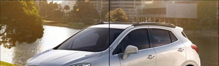 2013 Buick Encore Teased Again: Looks Like the Corsa SUV