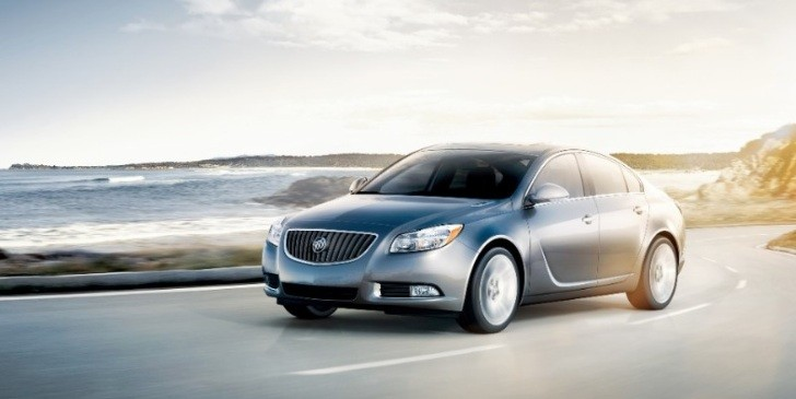 2013 Buick Regal Engine Lineup Detailed